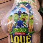 Poulets de Loué bio